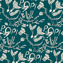 Chop pop snip repeat pattern thumbnail